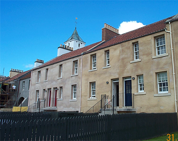 Fife Historic Building Trust Projects