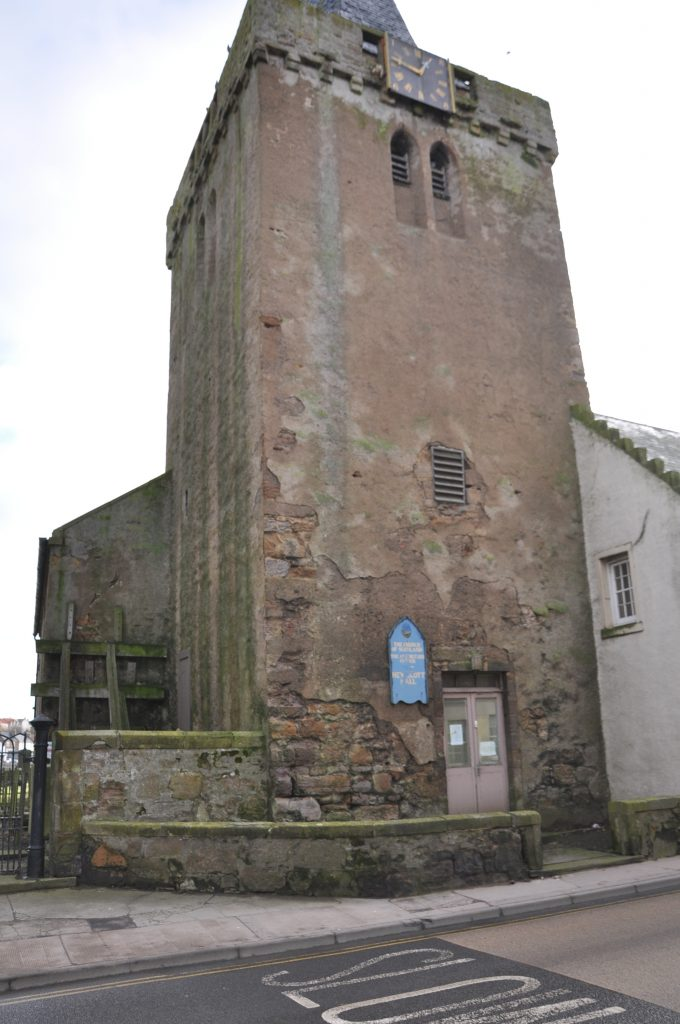 Dreel Halls, Anstruther
