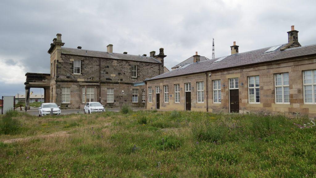 Platform Building After Restoration, Burntisland