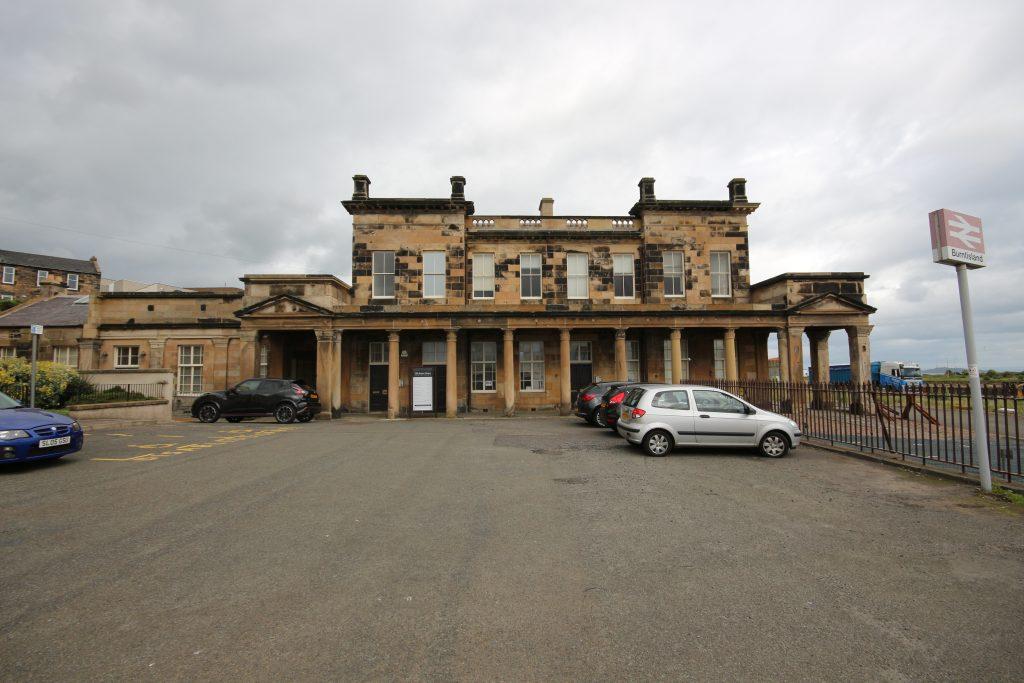 Station House After Restoration, Burntisland