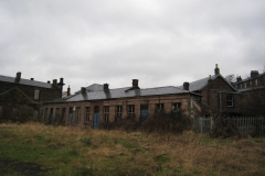 Platform Building Before Restoration, Burntisland