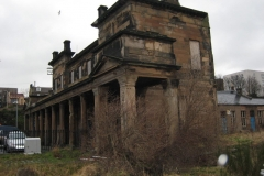 Station House Before Restoration, Burntisland