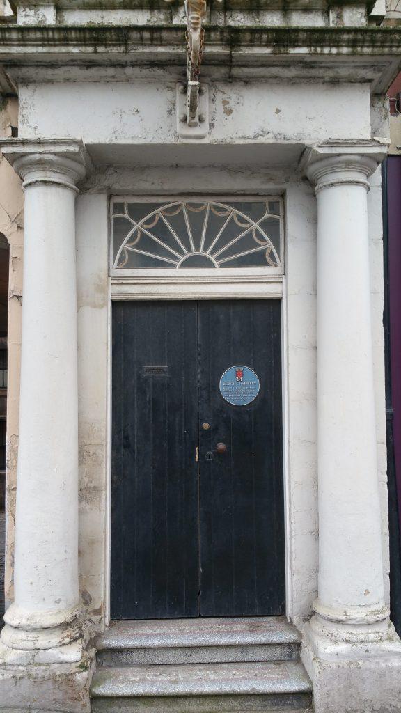 Burgh Chambers Before Restoration, Cupar