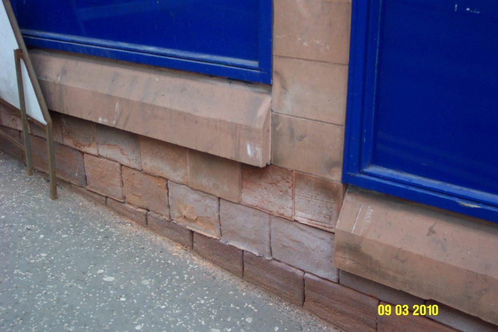 Bonnar Street Before Restoration