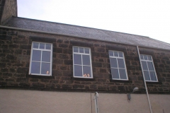 Abbot Hall Window Restoration After