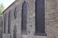 Dysart Barony Before Restoration
