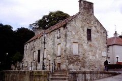 Harbourmaster House Dysart Before Renovation