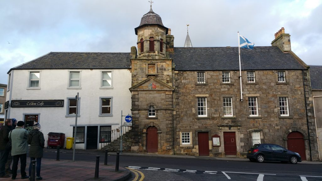 Inverkeithing Town House