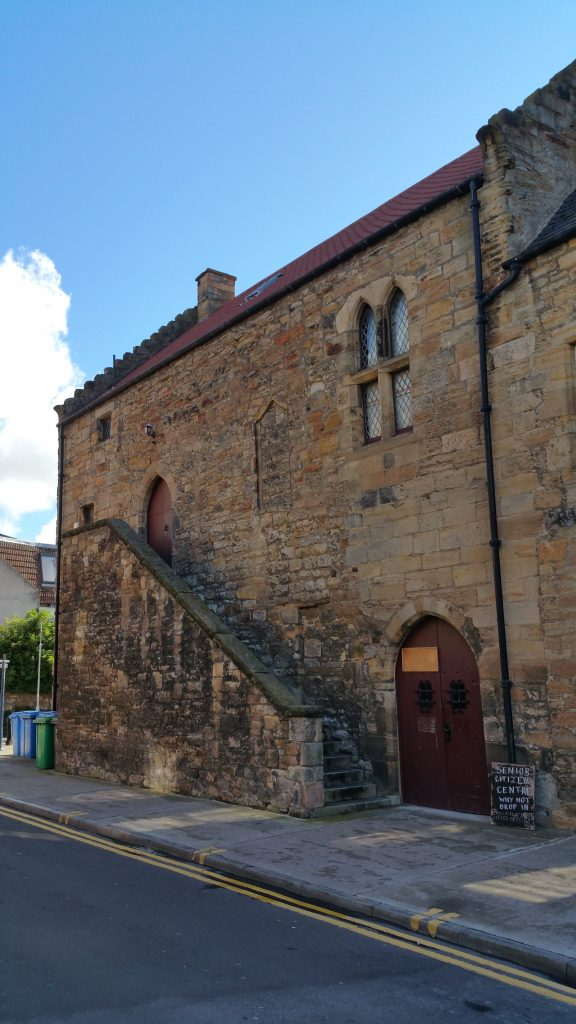 Inverkeithing A listed Hospitium (Friary) building