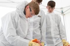 Inverkeithing-High-School-plastering