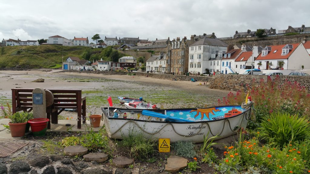 Kinghorn Village & Beach