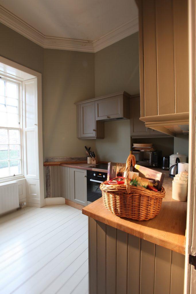 Kinghorn Town Hall Kitchen