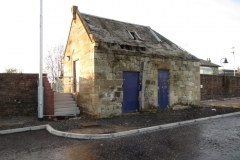 Lairds Waiting Room - Before Restoration, Ladybank
