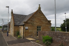 Lairds Waiting Room - After Restoration, Ladybank