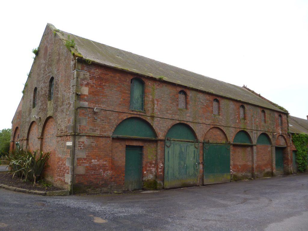 Silverburn Flax Mill, Leven
