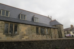 St Andrews Church During Restoration, Lochgelly