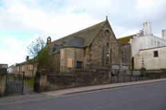 St Andrews Church Before Restoration, Lochgelly