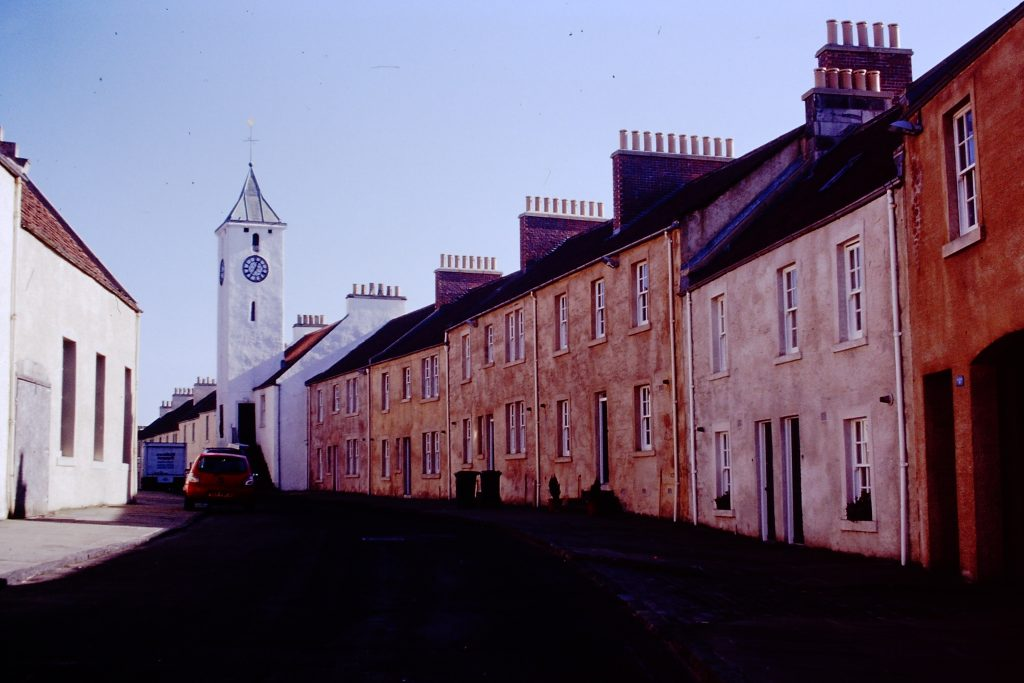West Wemyss After Restoration