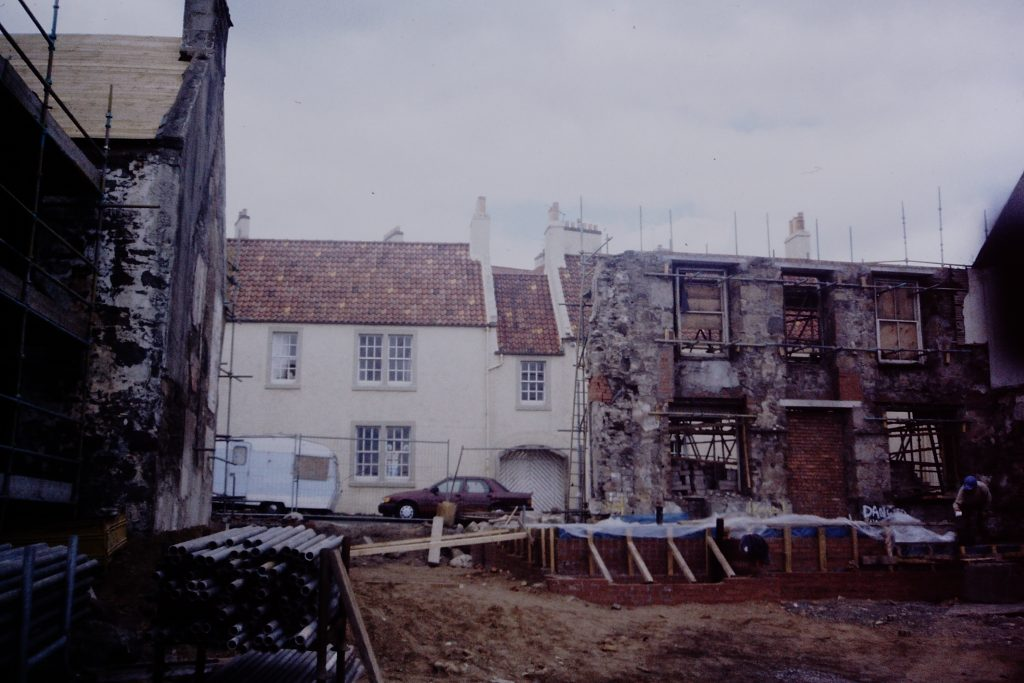 West Wemyss Before Restoration