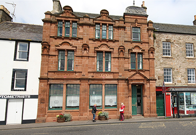 Murray Library Anstruther Featured Image