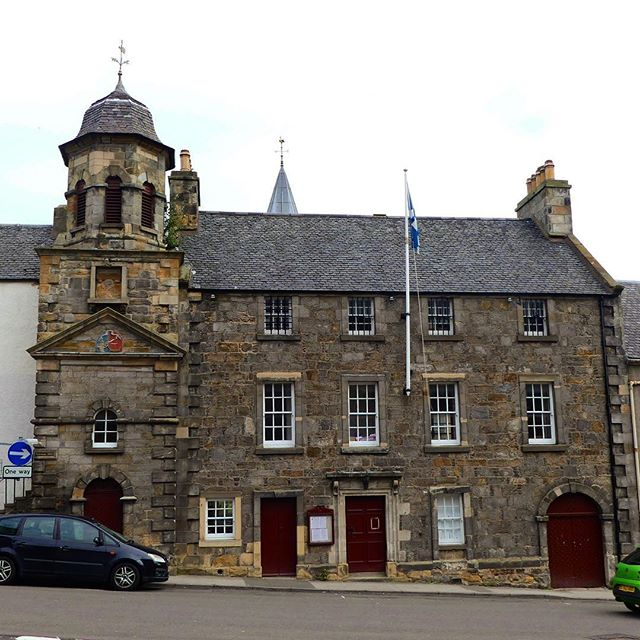Inverkeithing Town Hall building
